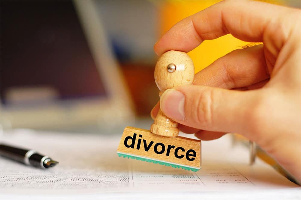 Going Through a Separation or Divorce While in a Joint Chapter 13?