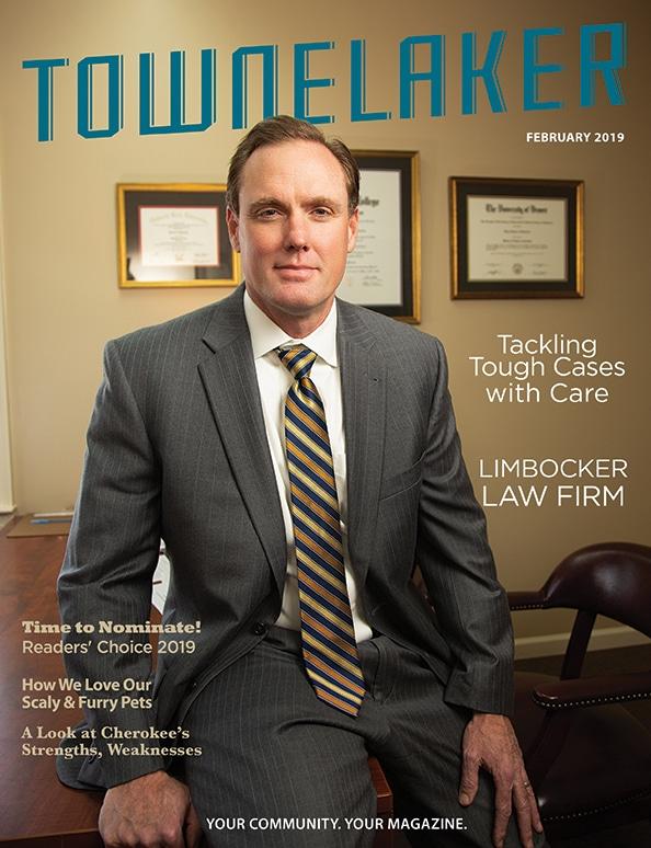 TowneLaker February 2019 Limbocker Law Firm (1)