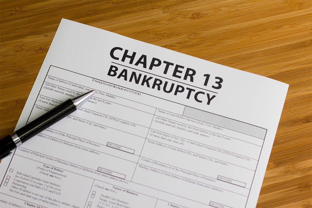 Chapter 13 bankruptcy – What is it and how does it work?